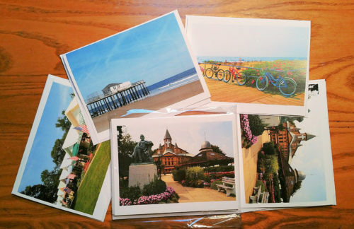 Ocean Grove Postcards and Notecards