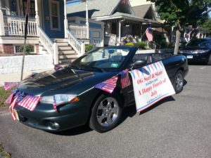 Ocean Grove 4th of July Parade